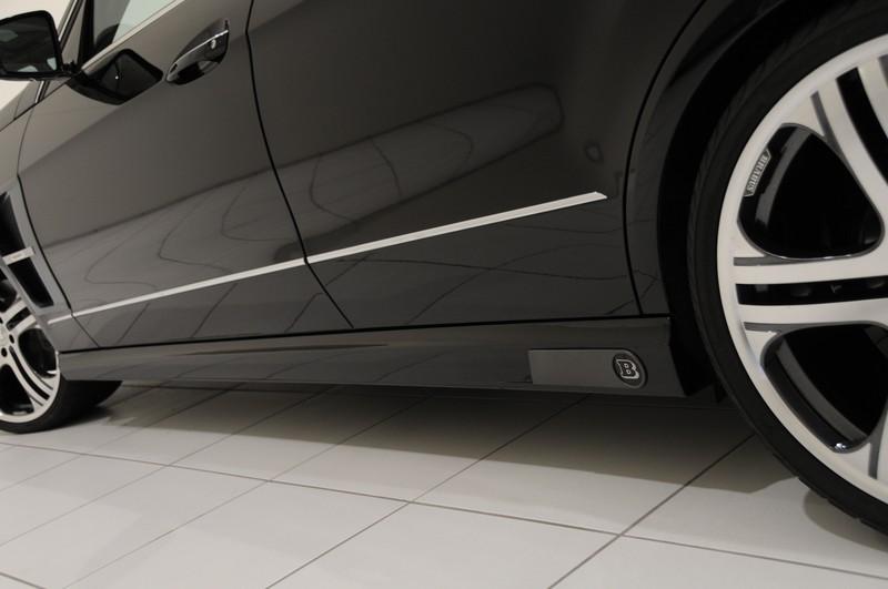 Эксклюзивный дизайн от Brabus для нового Mercedes-Benz E-class