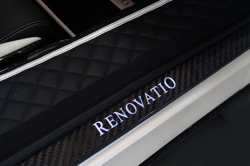 Автосалон №1 предлагает новинку – Mansory SLR Renovatio