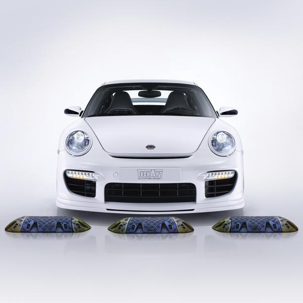 TechArt noselift system for Porsche 997