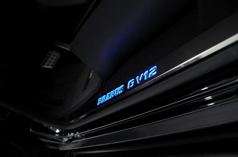 G V12 Biturbo – самый мощный Mercedes Gelandewagen