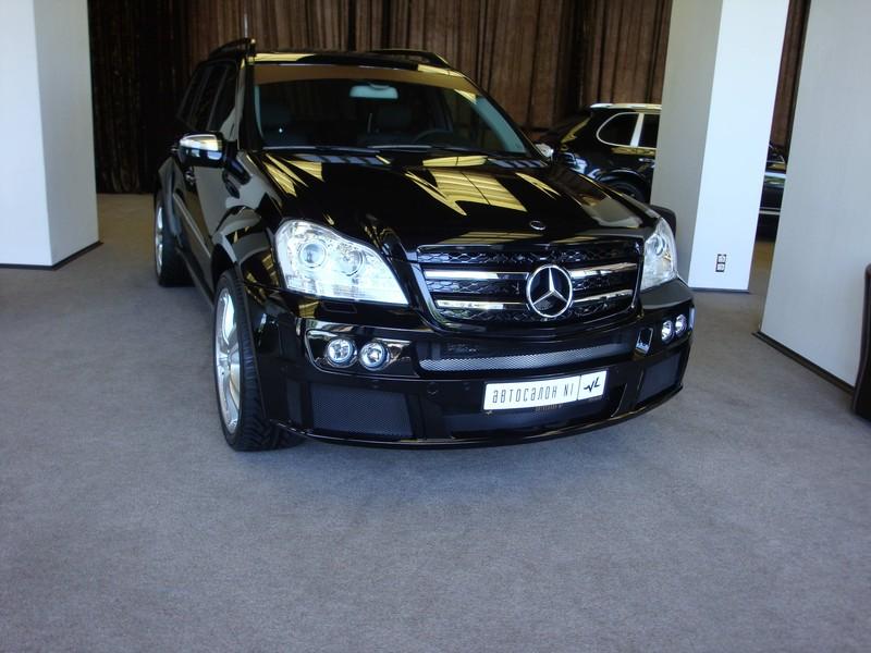 BRABUS Mercedes-Benz Wide Star GL 450