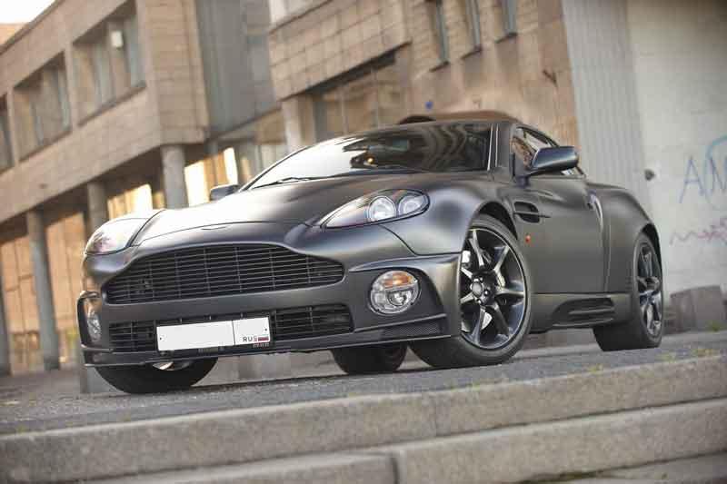 Mansory Aston Martin Vanquish
