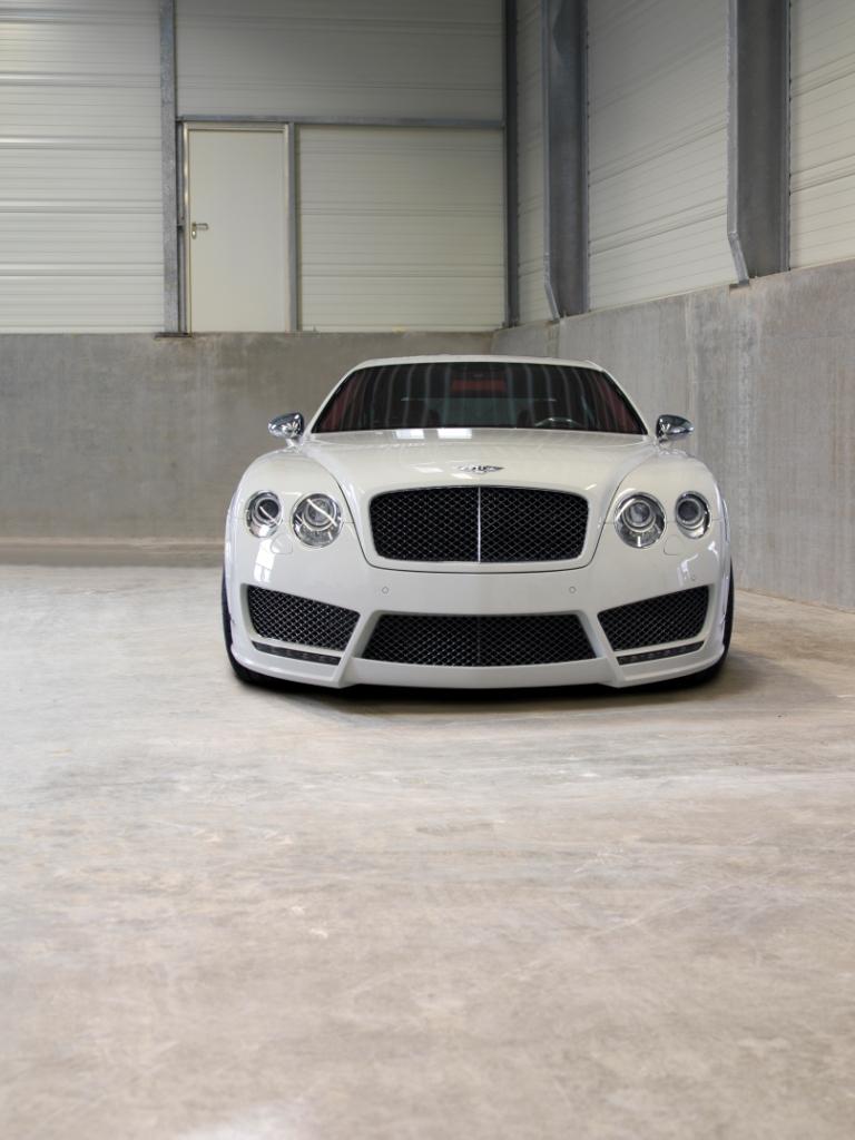 Варианты доработок Bentley Continental Flying Spur