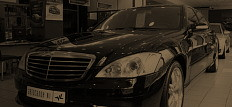 Mercedes-Benz PULLMANN Long