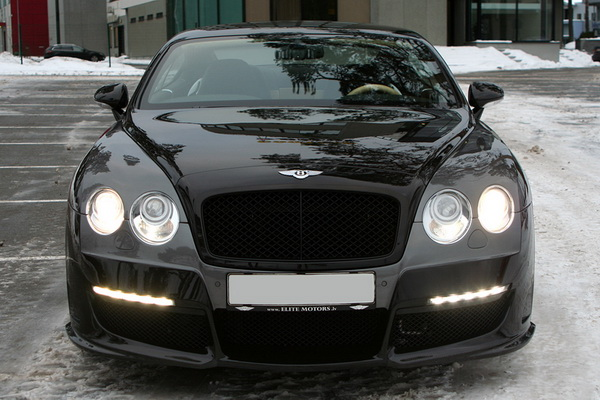 Mansory Bentley LE MANSORY
