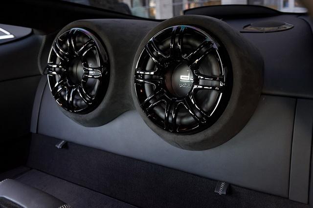 Mansory Aston Martin Vanquish interior