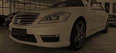 Mercedes-Benz S-klasse (W221) S 65 AMG Lang (612 Hp)